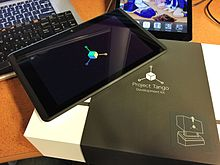 Google ATAPs Project Tango tablet 15387052663